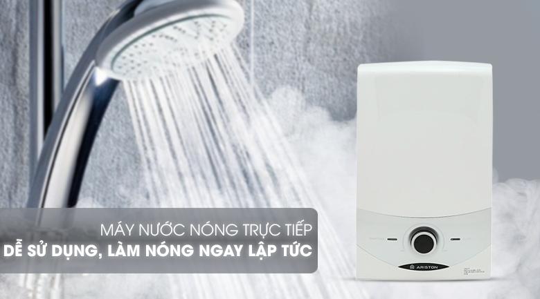 Làm nóng trực tiếp - Máy nước nóng Ariston SM45PE-VN