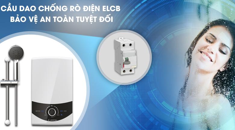 Cầu giao ELCB - Máy nước nóng Ariston SMC45PE-VN 4.5kW