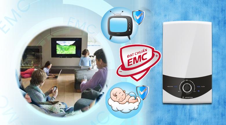 Chuẩn tương thích điện từ EMC - Máy nước nóng Ariston SMC45PE-VN 4.5kW