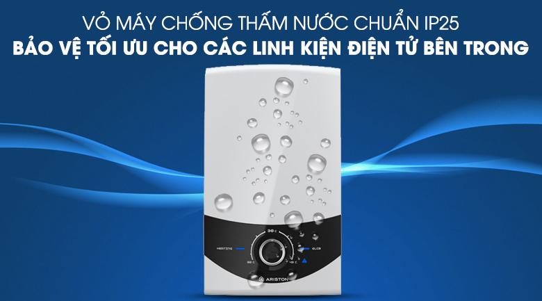 Vỏ chống thấm IP25 - Máy nước nóng Ariston SMC45PE-VN 4.5kW