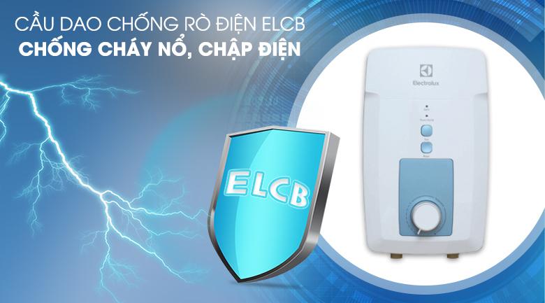 ELCB - Máy nước nóng Electrolux EWE451GX-DWB