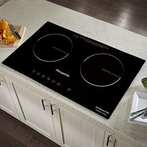 Bếp từ hồng ngoại Kangaroo KG499N 3100 W