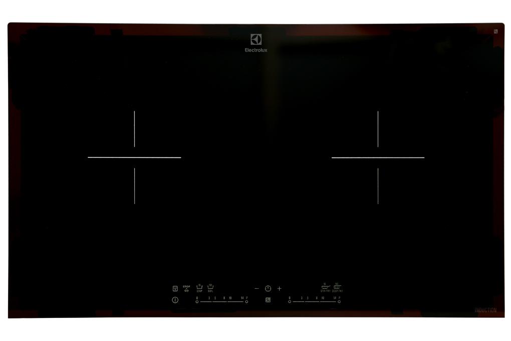 Thiết kế - Bếp điện từ đôi Electrolux EHI7280BA