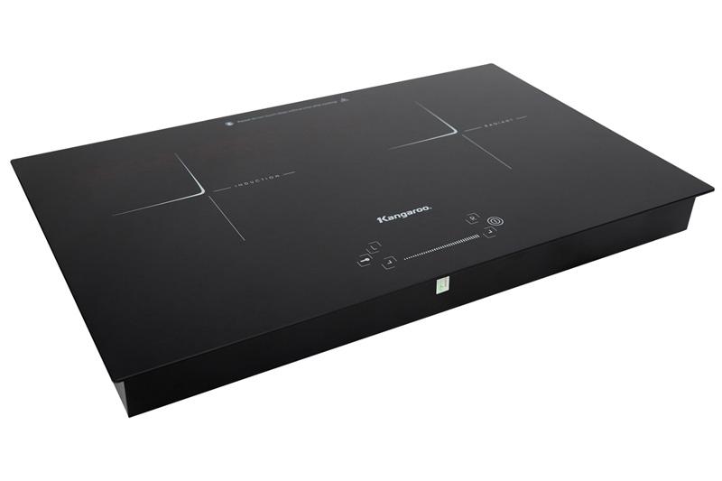 Thiết kế sang trọng - Bếp điện từ hồng ngoại Kangaroo KG443I