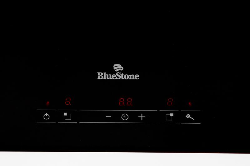 Bảng điều khiển cảm ứng -  Bếp điện từ đôi Bluestone ICB-6818