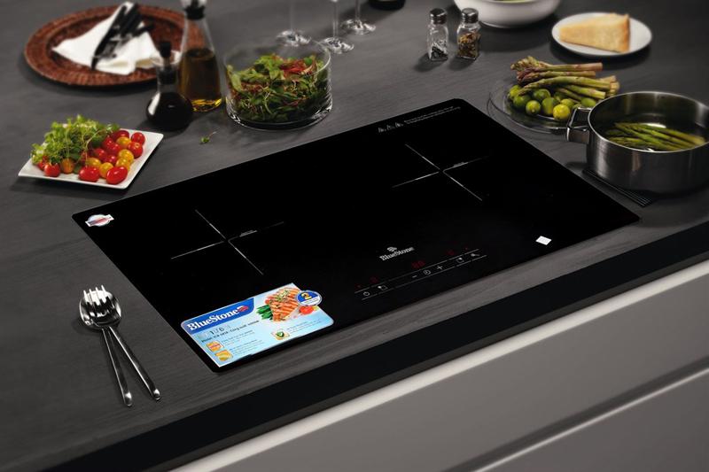 Sang trọng, tiện dụng - Bếp điện từ đôi Bluestone ICB-6818