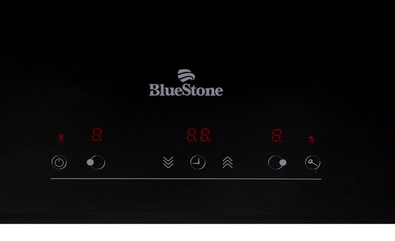 Bảng điều khiển cảm ứng - Bếp điện từ đôi Bluestone ICB-6831