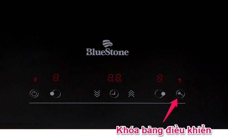 Có tính an toàn cao với chức năng khóa bảng điều khiển, tự ngắt khi bếp nóng quá tải - Bếp điện từ đôi Bluestone ICB-6831