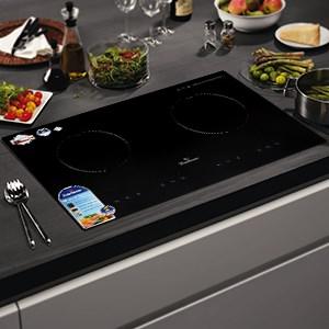 Bếp từ hồng ngoại đôi lắp âm Bluestone ICB-6811 3200W
