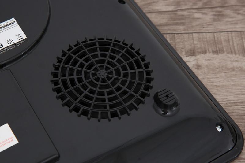 Có quạt tản nhiệt hoạt động hiệu suất - Bếp từ Bluestone ICB-6657