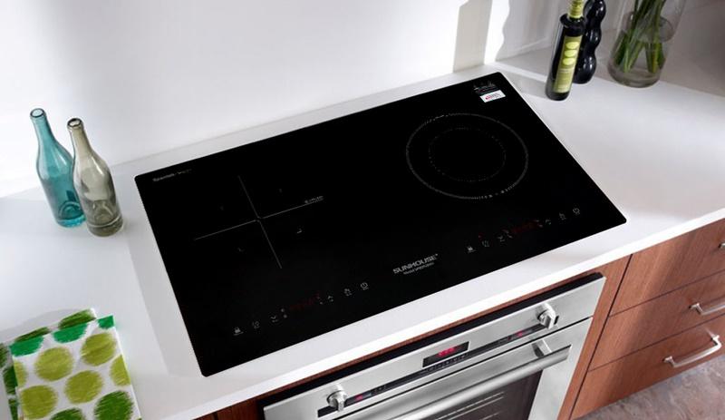 Bếp từ hồng ngoại Sunhouse được thiết kế theo phong cách Tây Ban Nha - Bếp từ hồng ngoại Sunhouse SHB9105MT