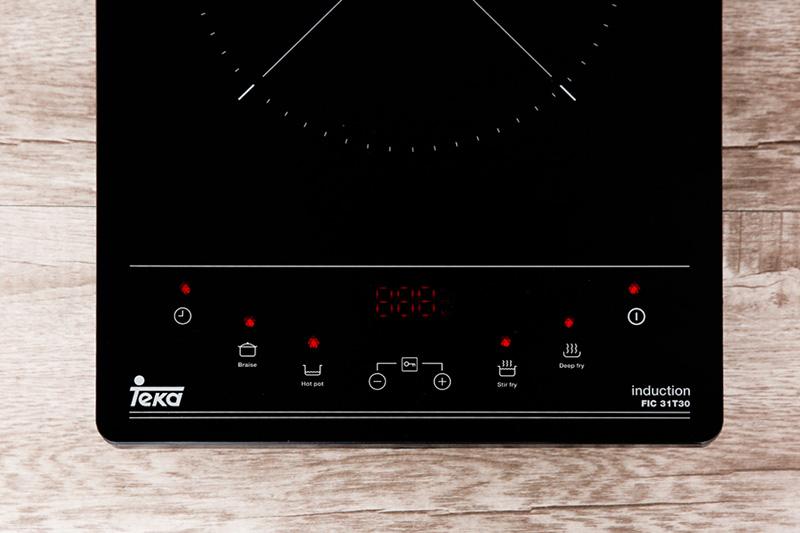 Dễ dùng - Bếp từ Teka FIC 31T30 KG