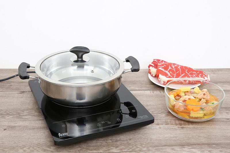 Bếp từ kén nồi - Bếp từ Teka FIC 31T30 KG