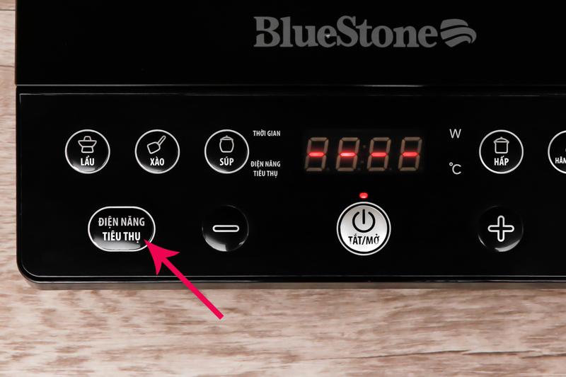 Thao dõi điện năng tiêu thụ - Bếp từ Bluestone ICB-6609