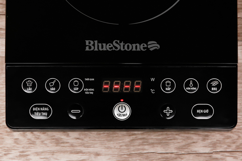 Dễ dùng, tiện dụng - Bếp từ Bluestone ICB-6609