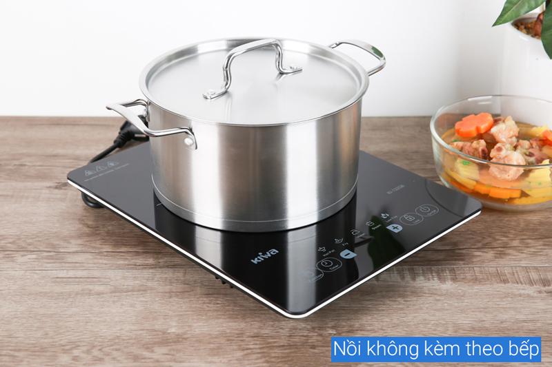Kén nồi - Bếp từ Kiwa KI-132GB