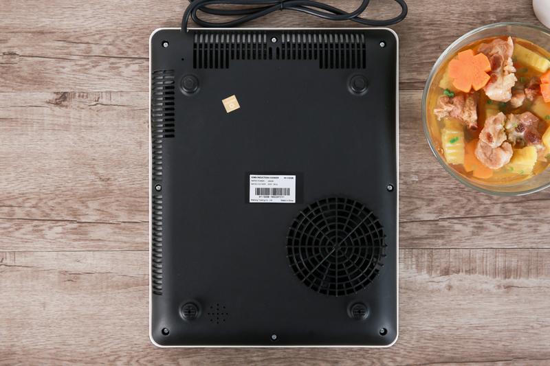 Tự ngắt an toàn - Bếp từ Kiwa KI-132GB
