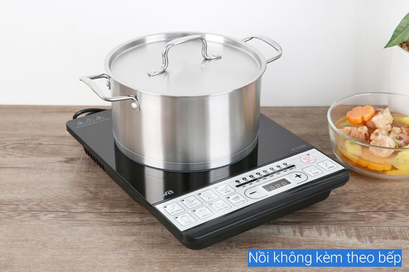 Kén nồi - Bếp từ Kiwa KI-122GB