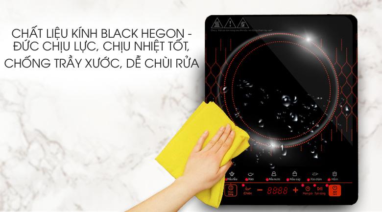 Mặt kính cao cấp - Bếp điện từ Comfee CI-TD2120A
