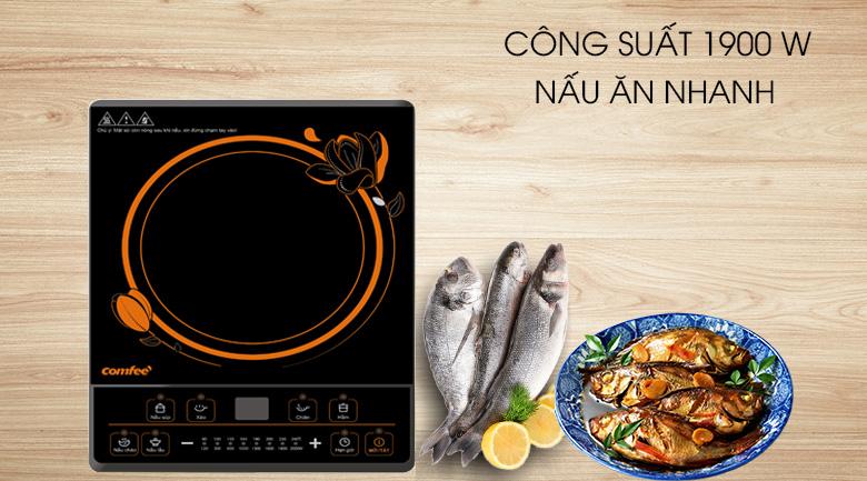 Nấu nhanh - Bếp điện từ Comfee CI-BD1920C