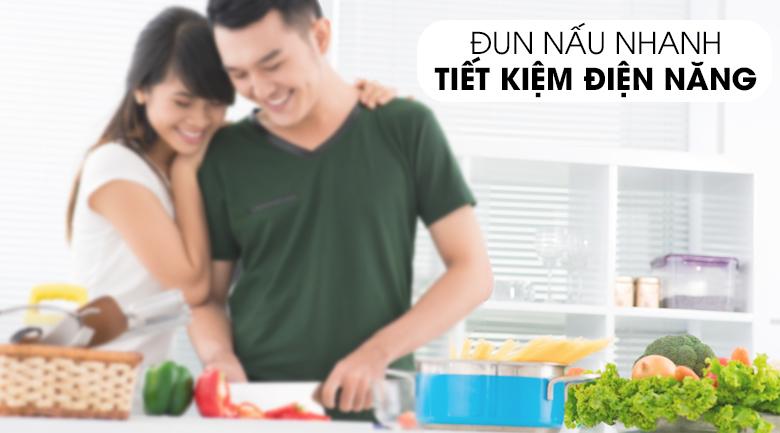 Công suất - Bếp điện từ Kangaroo KG18IH1