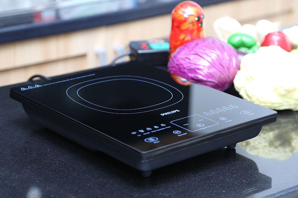 Bếp từ Philips HD4911 hình 1