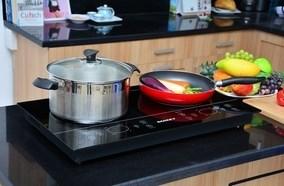 Công suất bếp lên đến 3000W