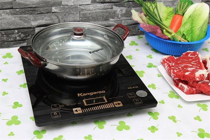 Đun nấu với hiệu suất năng lượng cao