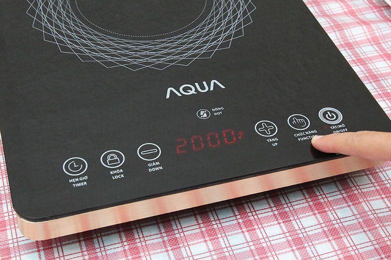 Chọn chế độ nấu với nút Chức năng (Funtion)