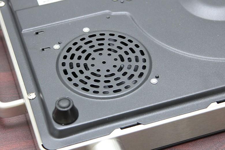 Quạt tản nhiệt bảo vệ linh kiện bên trong