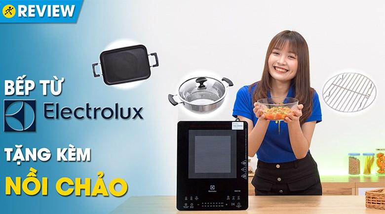 Bếp từ Electrolux ETD42SKS