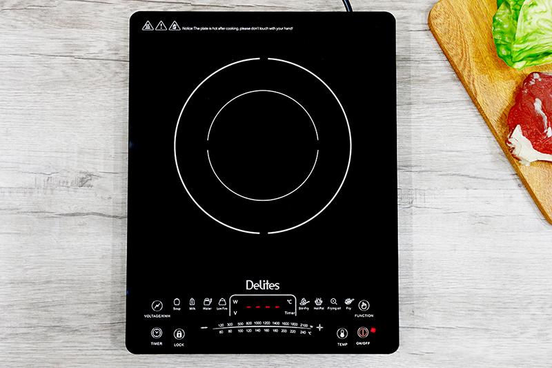 Đẹp, công suất cao - Bếp từ Delites BDT01