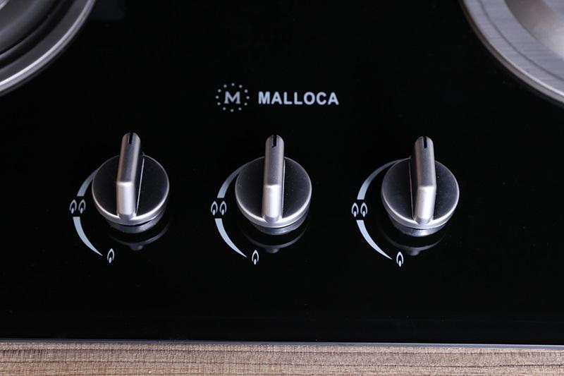 Bếp gas âm Malloca GHG 733B NEW