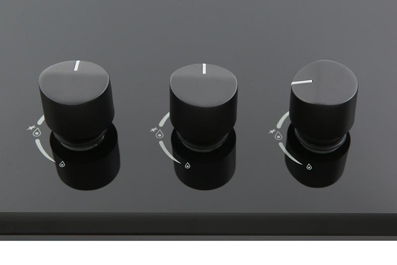 Dễ dùng - Bếp gas âm Teka GT LUX 86 3G