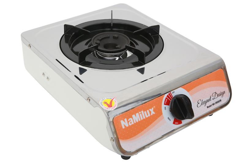 Đơn giản, trang nhã - Bếp gas đơn Namilux NH-260ASM