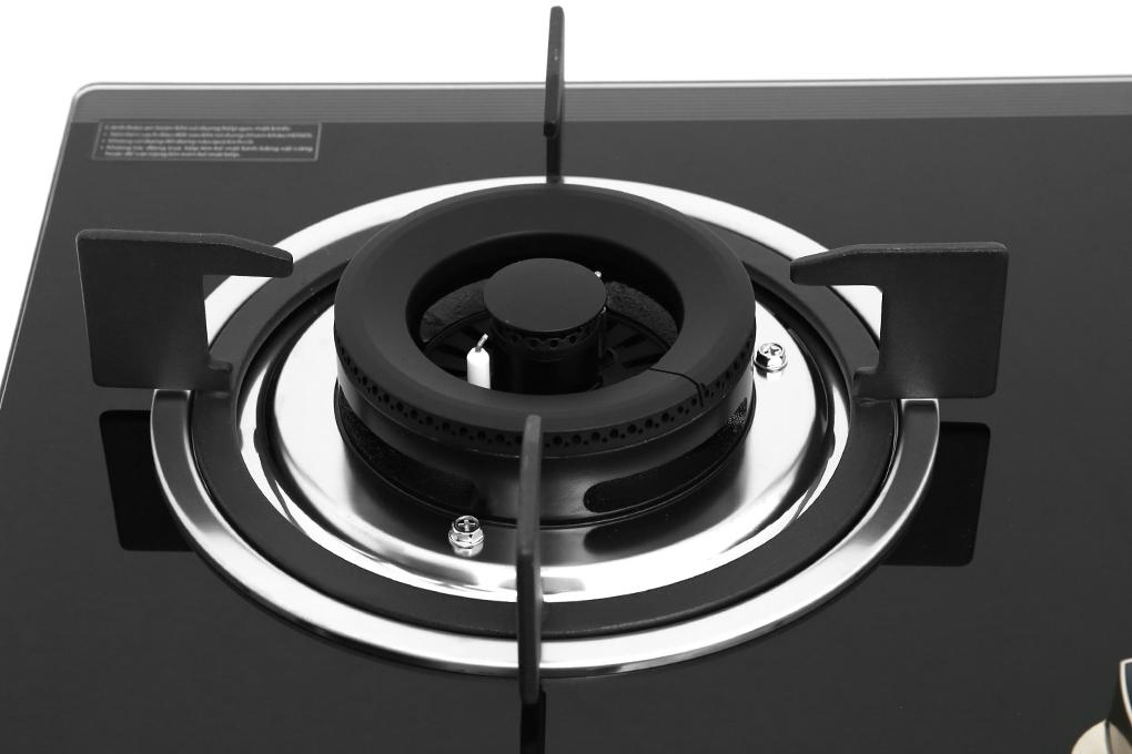 Đầu đốt bằng hợp kim nhôm có độ bền cao - Bếp gas âm Sakura SG-2530GB