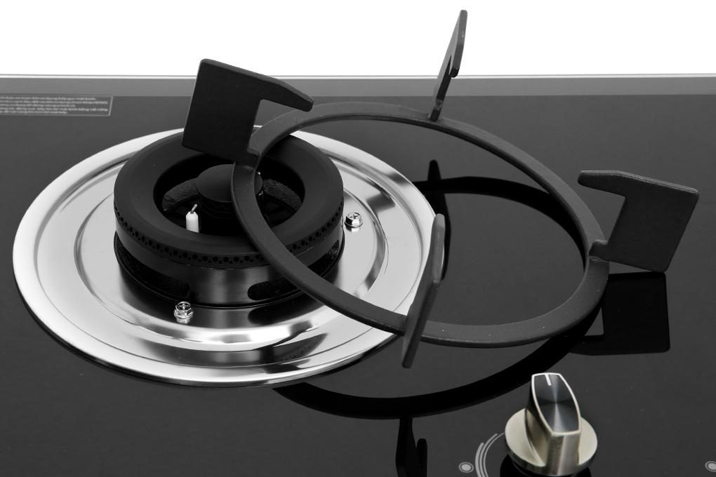 Kiềng bếp bằng kim loại sơn tĩnh điện dày chắc - Bếp gas âm Sakura SG-2530GB