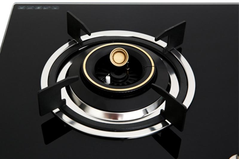 Thiết kế đầu hâm tiện dụng - Bếp gas âm Electrolux EHG723BA
