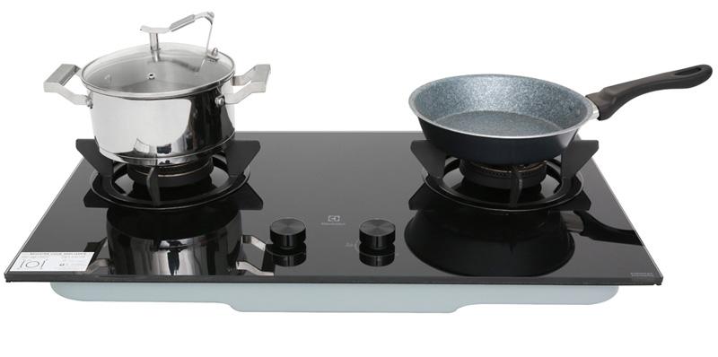 Thiết kế - Bếp gas âm Electrolux EHG7230BE