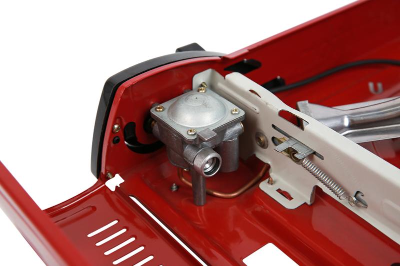 Có ngắt gas tự động - Bếp gas mini Duxton DG-150