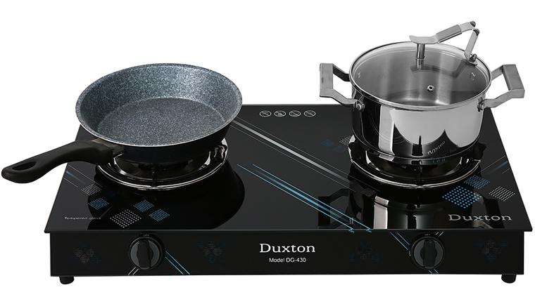 Chất liệu - Bếp gas đôi Duxton DG-430
