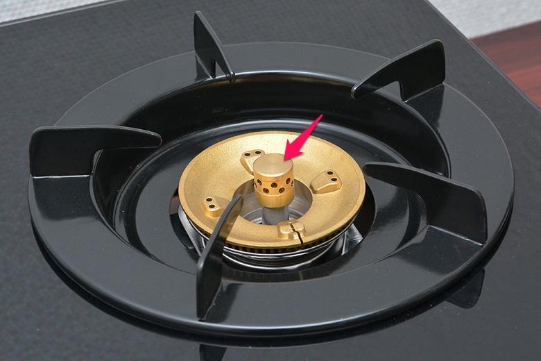 Bếp có đầu hâm vừa tiện lợi lại tiết kiệm gas
