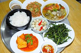 Nấu nhiều món ăn cùng lúc