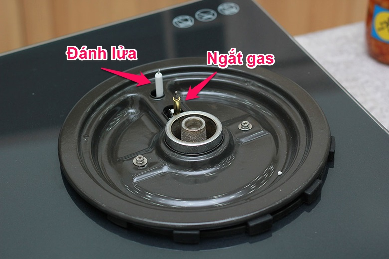 Bếp tự động ngắt gas bảo vệ người dùng tối ưu