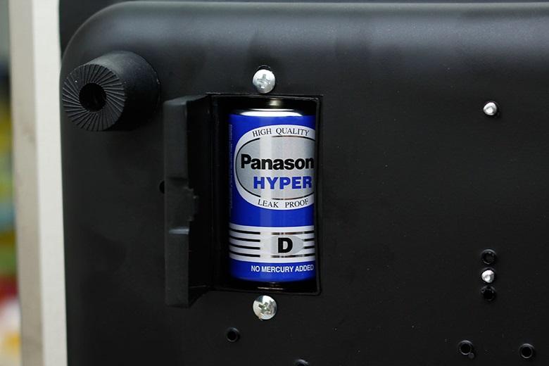 Đánh lửa IC dùng pin 1.5 V an toàn
