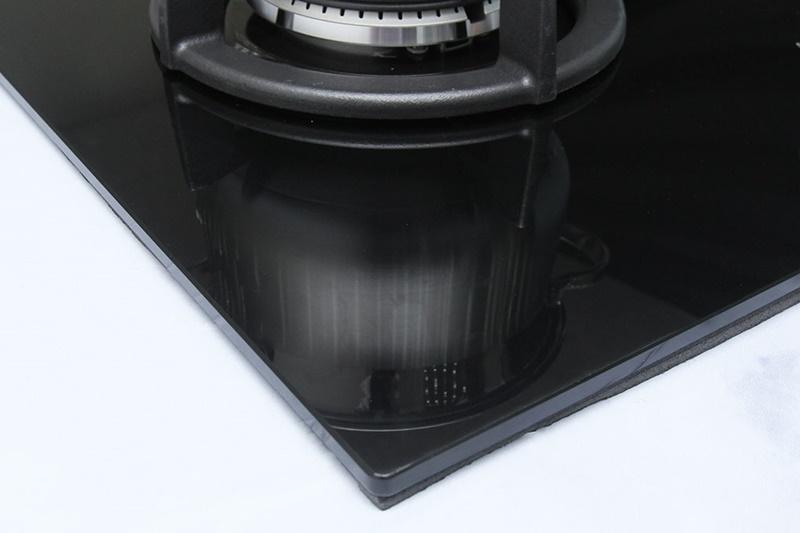 Mặt bếp gas âm bằng kính cường lực sang trọng - Bếp gas âm Electrolux EGT8028CK
