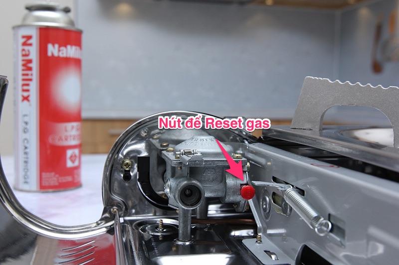 Van ngắt gas tự động