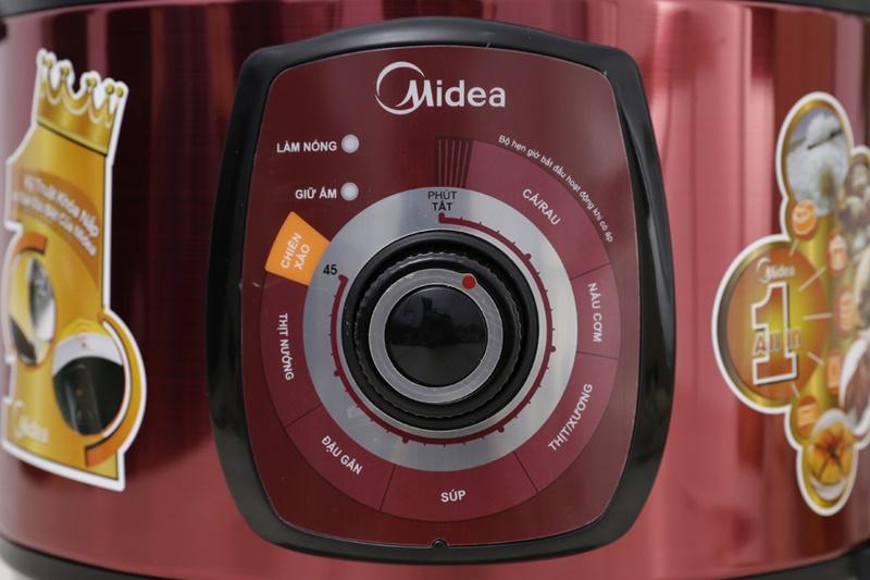 Nồi áp suất điện Midea MY-CH501A