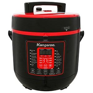 Nồi áp suất Kangaroo KG6P2 6 lít 6 lít