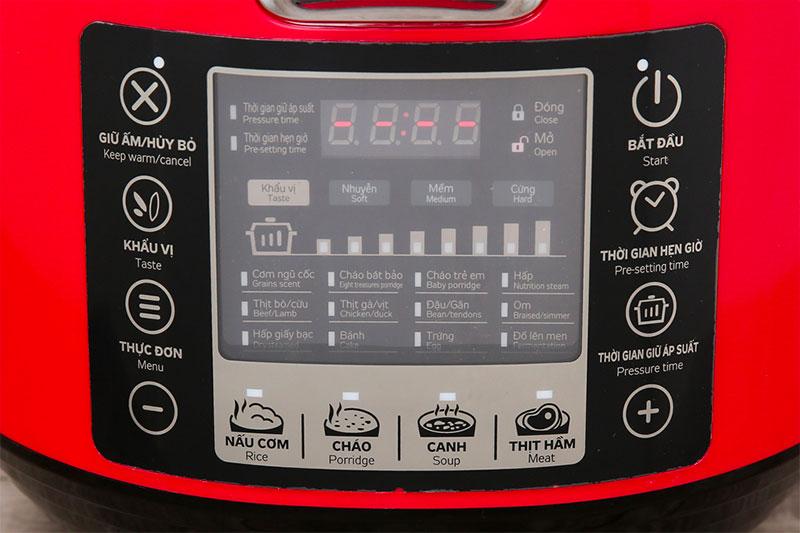 Nồi áp suất điện Kangaroo KG5P3 5 lít